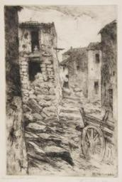 melis_marini_felice-paese_sardo-arzana 1926